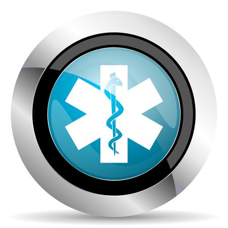 emergency icon: emergency icon hospital sign