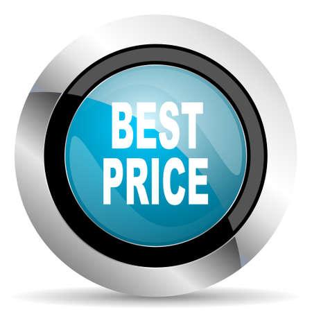 best price icon: best price icon Stock Photo