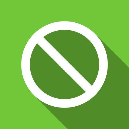 access denied: access denied flat icon