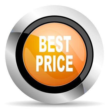 best price: best price orange icon