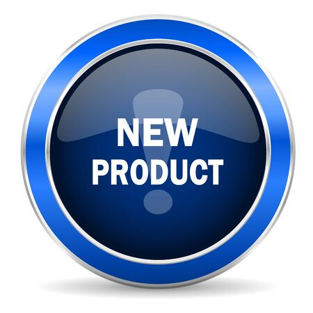 new product: new product icon