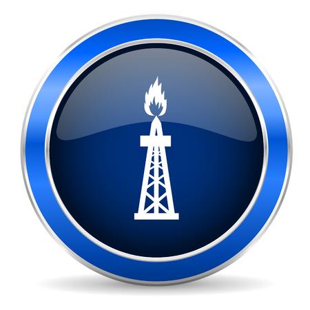 gas icon: gas icon oil sign