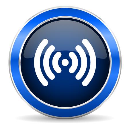 wifi icon: wifi icon wireless network sign Stock Photo