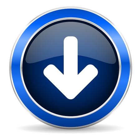 arrow sign: download arrow icon arrow sign