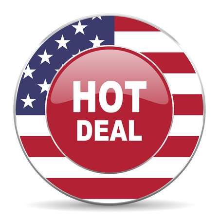 hot deal: hot deal icon