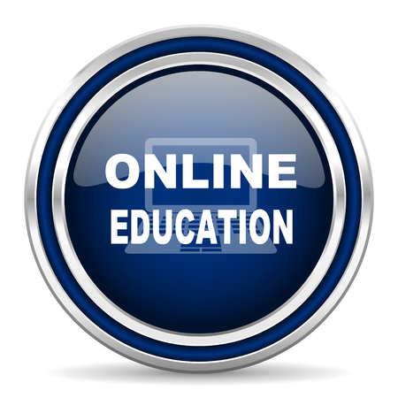 online education: online education icon