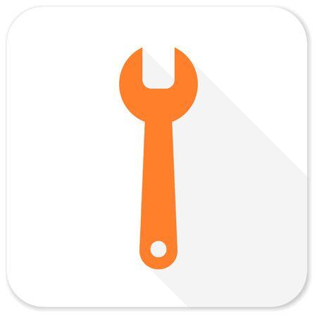 preferences: tool flat icon