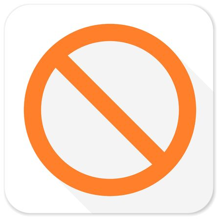 access denied flat icon