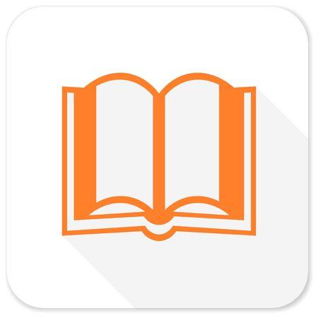 read magazine: book flat icon