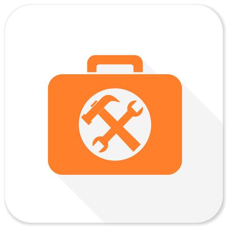 toolkit: toolkit flat icon