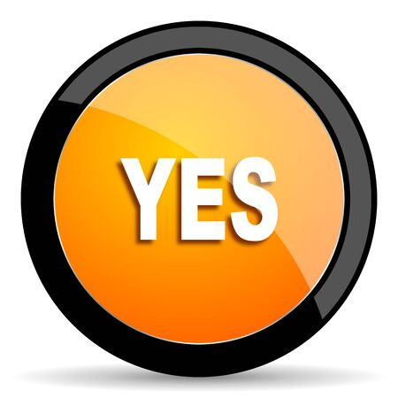 proceed: yes orange icon
