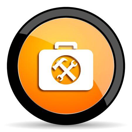 toolkit: toolkit orange icon