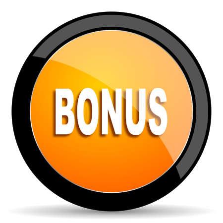 bonus: bonus orange icon