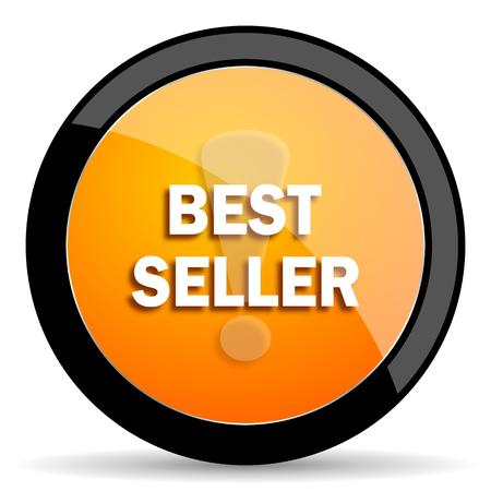 seller: best seller orange icon