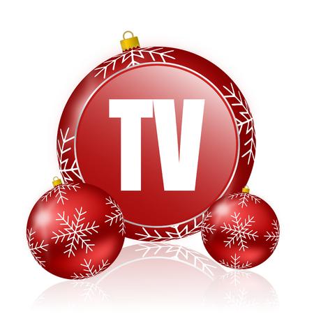 programm: tv christmas icon