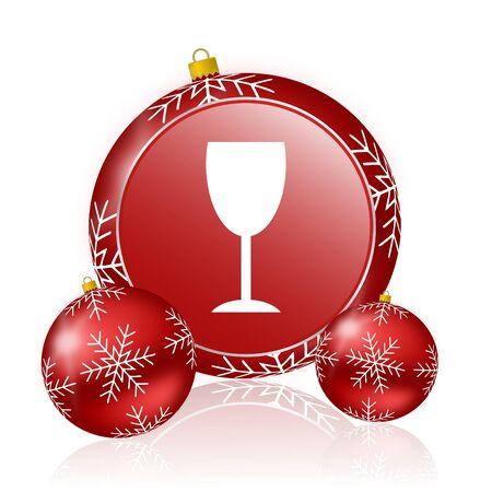 champain: alcohol  christmas icon