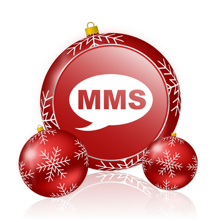 Mms Christmas Icon Stock Photo, Picture And Royalty Free Image ...