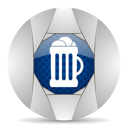 cereal bar: beer icon
