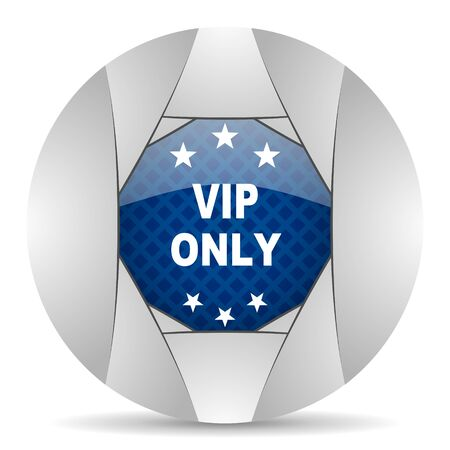and only: vip only icon