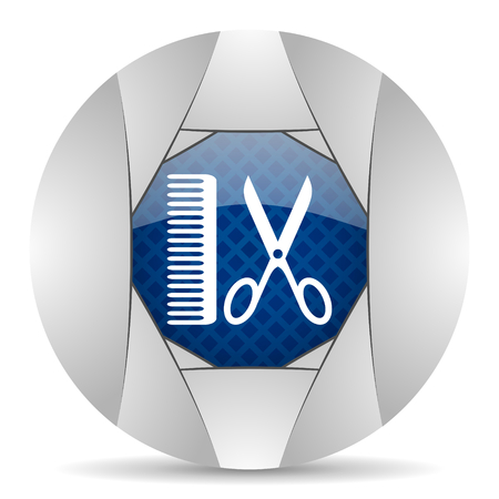 shampooing: barber icon