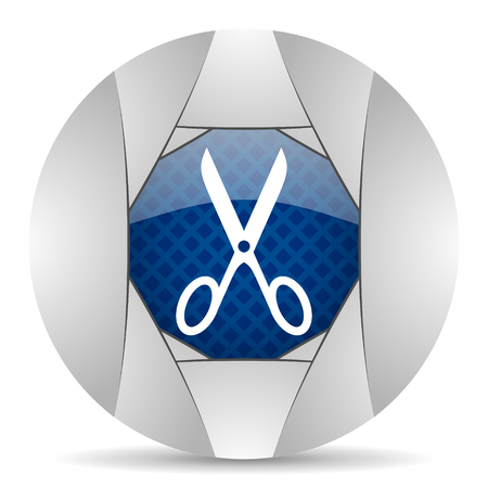 shampooing: scissors icon