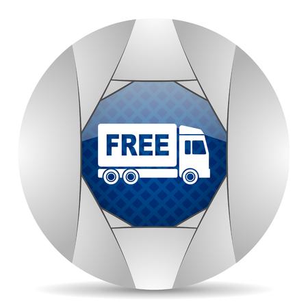 délivrance: gratuit icône de livraison