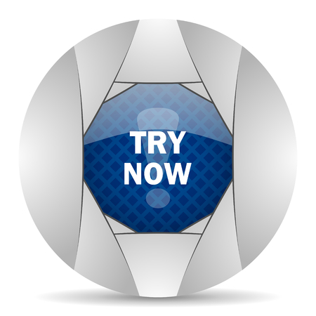 try: try now icon