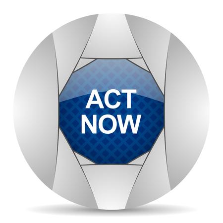 smarthone: act now icon