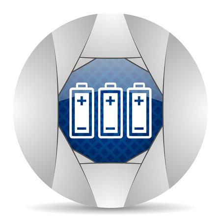 battery icon: battery icon Stock Photo