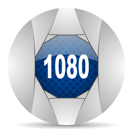 smarthone: 1080 icon Stock Photo