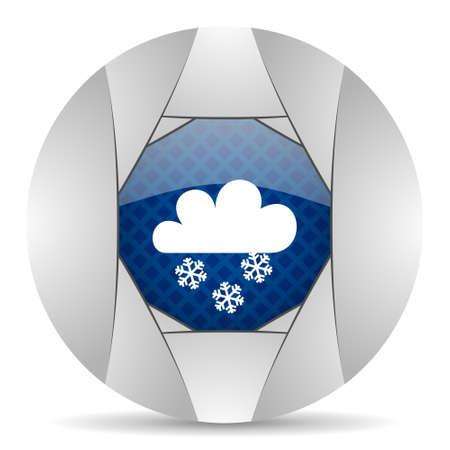 snowing: snowing icon