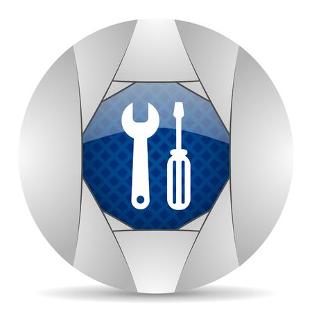 option key: tool icon Stock Photo