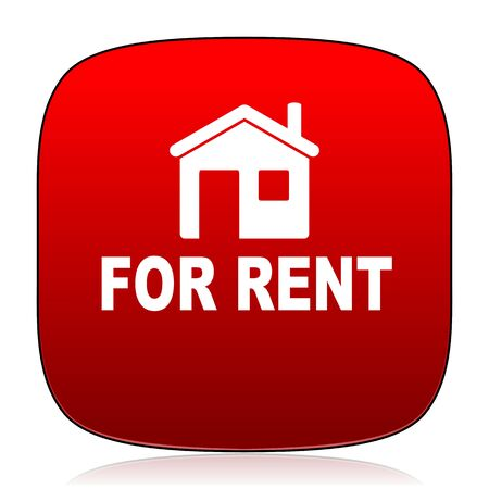rent: for rent icon