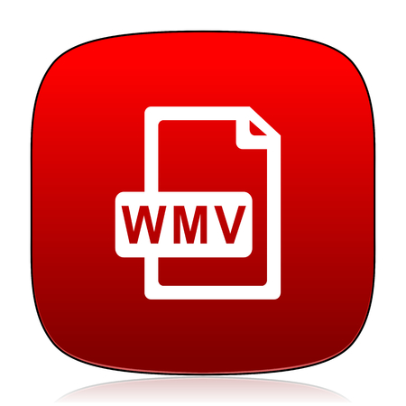 wmv: wmv file icon