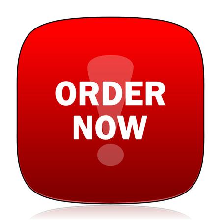 order now: order now icon