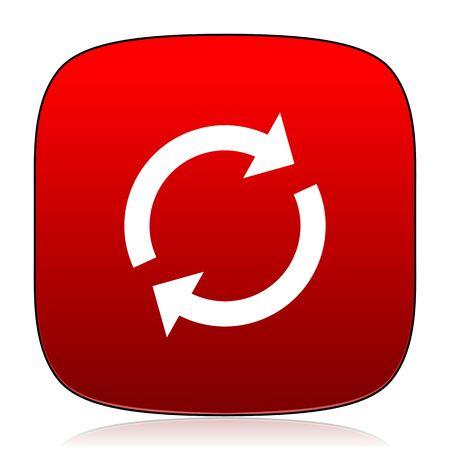 refrescar: icono de recarga