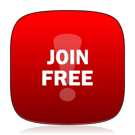 join here: join free icon