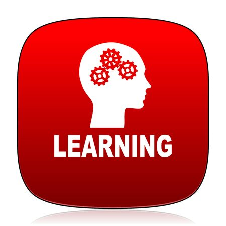 knowledge business: learning icon