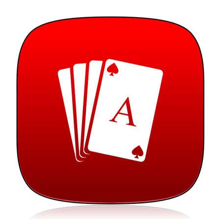 picto: card icon Stock Photo