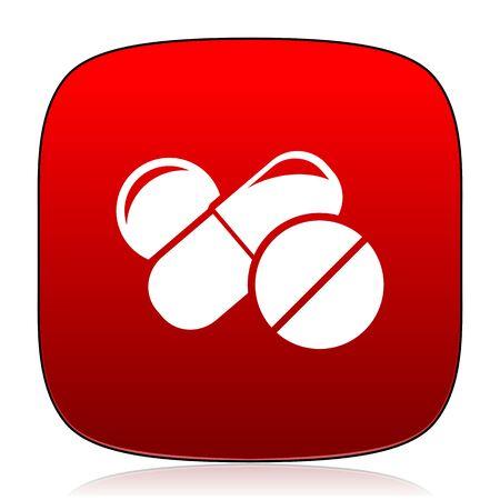 medicine icon: medicine icon Stock Photo