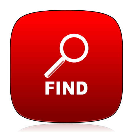find: find icon