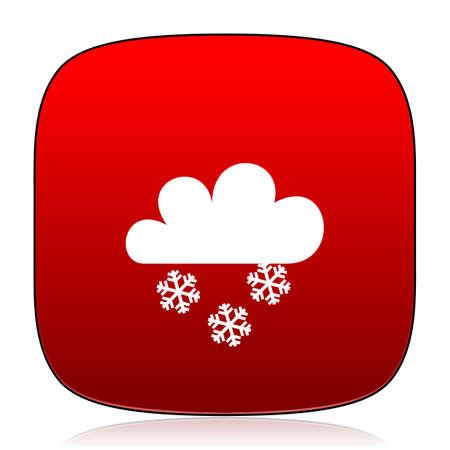 snowing icon