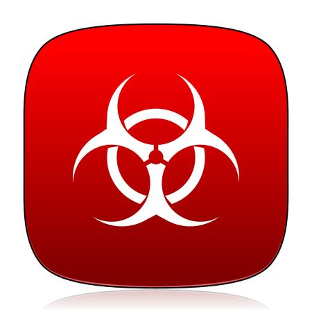 biohazard: biohazard icon