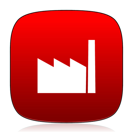 industrialist: factory icon