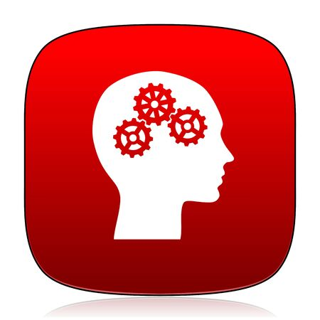 head icon Stock Photo