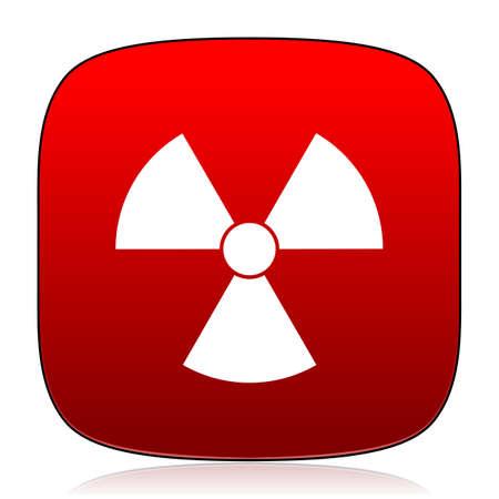 radiacion: icono de la radiación