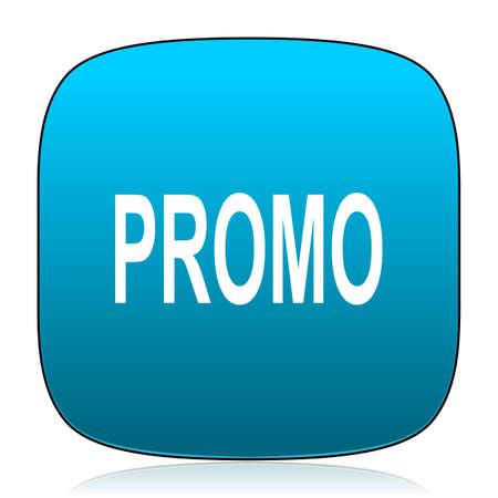 promo: promo blue icon