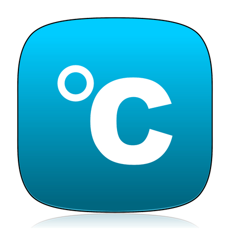 celsius: celsius blue icon