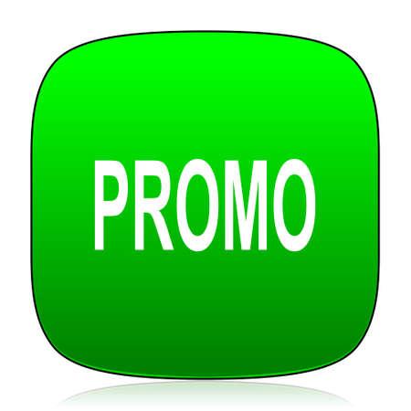 promo: promo green icon