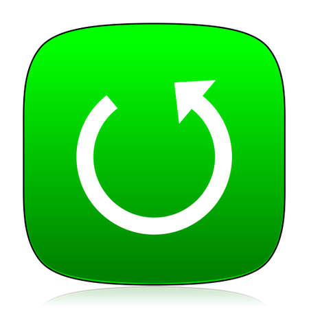 rotate: rotate green icon